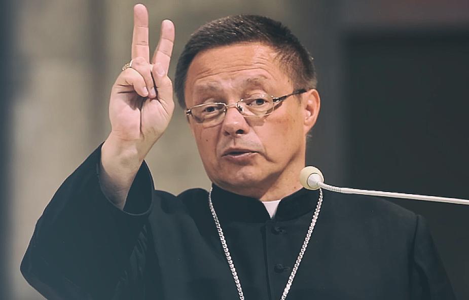 Abp Ryś: Bóg chce być z nami w tym, co dla nas trudne