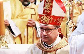 Bp Muskus: są takie dzieci, którym ludzie Kościoła wyrządzili wielką krzywdę