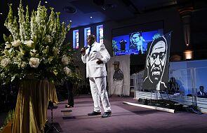 USA: w Houston rozpoczął się pogrzeb George'a Floyda