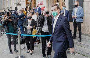 Premier: może dojść do bardzo szybkiego, gwałtownego rozprzestrzenienia się koronawirusa