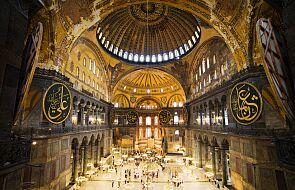 Czy Hagia Sophia znów stanie się meczetem? Kościoły protestują z powodu instrukcji Erdogana