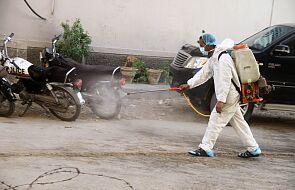 WHO: kolejny najwyższy dzienny przyrost zakażeń koronawirusem