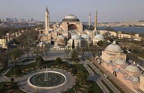 Prezydent Turcji zdecydował: Hagia Sophia będzie meczetem