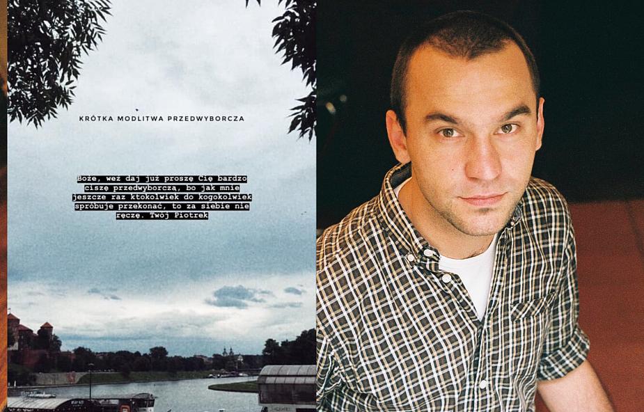 Piotr Żyłka opublikował krótką modlitwę przedwyborczą. Natychmiast zareagowali czytelnicy