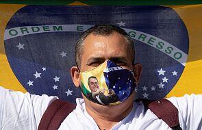 Brazylia: w ciągu ostatniej doby przybyło 42 619 zakażeń i 1220 zgonów