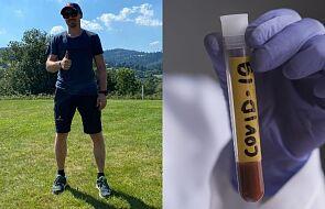 Adam Małysz: testy wykazały, że jestem zdrowy