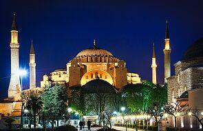 Chrześcijanie nie rezygnują z Hagia Sophia