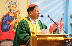 Kard. Charles Bo: zginęli przysypani kamieniami i niesprawiedliwością