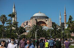 Szef tureckiego MSZ: powiadomimy UNESCO o zmianach w sprawie Hagii Sophii