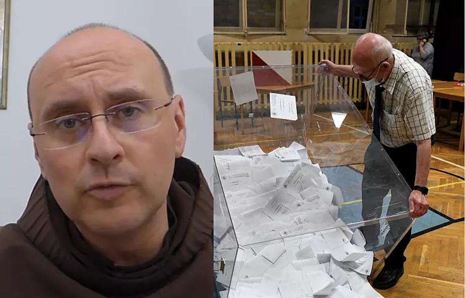 Lech Dorobczyński OFM: mówię szatanowi STOP! Nie oddam ci mojej Ojczyzny