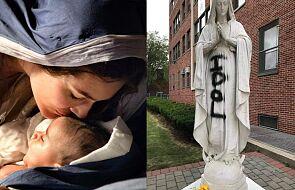 """Dwie profanacje figur Matki Bożej. Proboszcz wyraził """"smutek i rozczarowanie"""""""