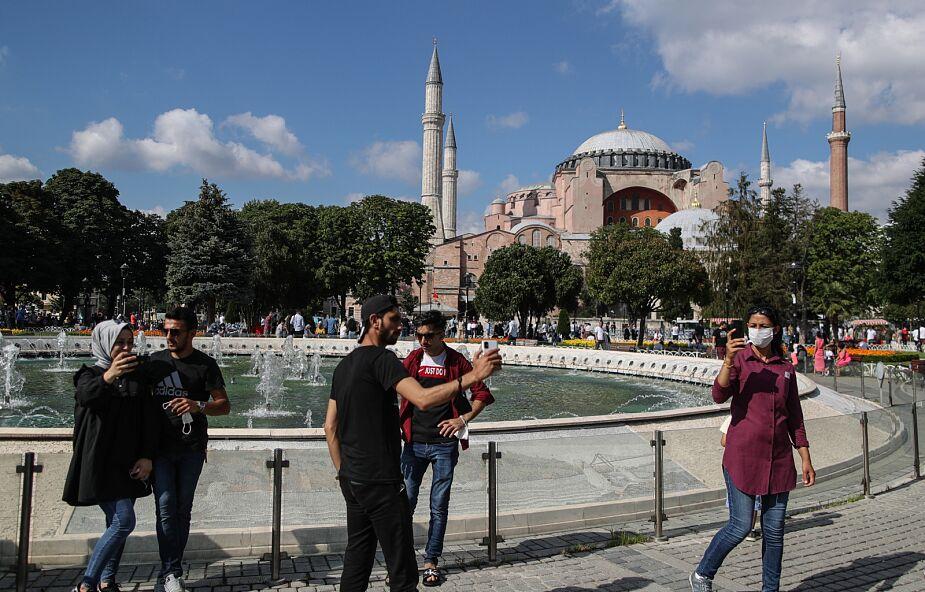 Turcja odrzuca krytykę decyzji w sprawie Hagii Sophii