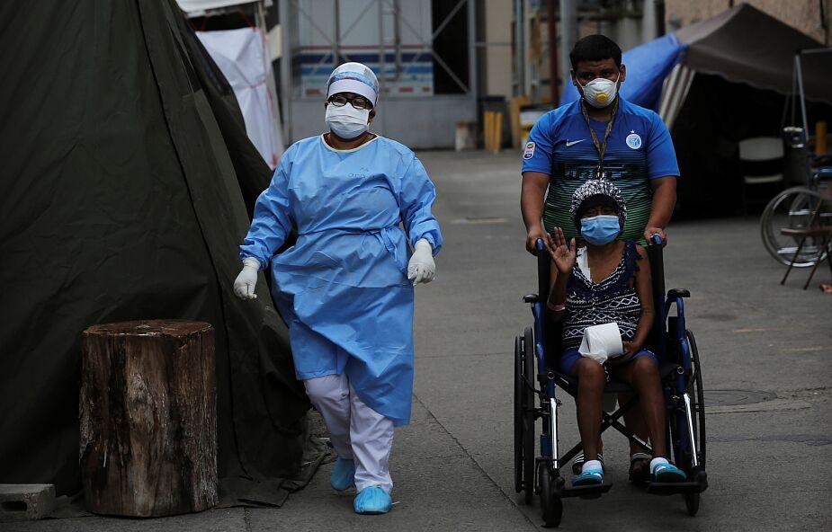 """Misjonarze potrzebują pomocy. """"Szpitale nie mają respiratorów"""""""
