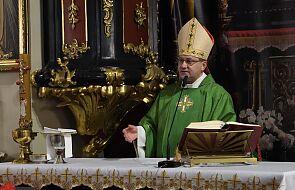 Bp Damian Muskus: czy Kościół, który głosi wielkie rzeczy, a zapomina o zwykłym ludzkim miłosierdziu, jest jeszcze Kościołem Chrystusa?