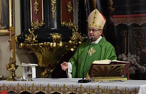 Bp Damian Muskus: te trzy lekcje pokazały, czego Jezus oczekuje od biskupów w Kościele