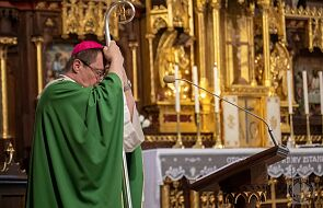 Dzisiaj 9. rocznica sakry biskupie abpa Rysia [WIDEO]
