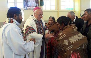Boliwia: zmarł biskup zarażony koronawirusem
