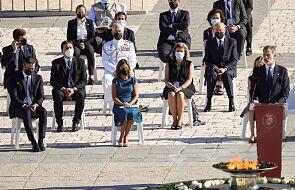 Hiszpania: uroczystości w Madrycie upamiętniające ofiary epidemii