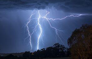 IMGW: burze z gradem możliwe niemal w całym kraju
