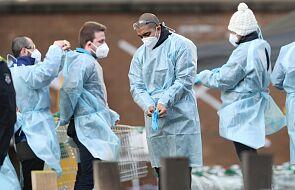 WHO: w piątek rekordowy wzrost przypadków koronawirusa na świecie