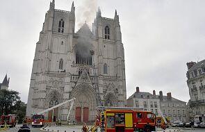 Jedne z najpiękniejszych organów we Francji spłonęły w pożarze katedry