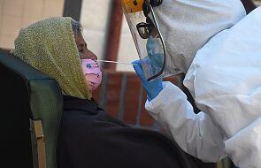 WHO: kolejny rekordowy wzrost przypadków koronawirusa na świecie