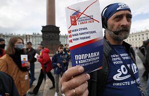Rosja: poparcie dla zmian w konstytucji największe w Czeczenii i na anektowanym Krymie