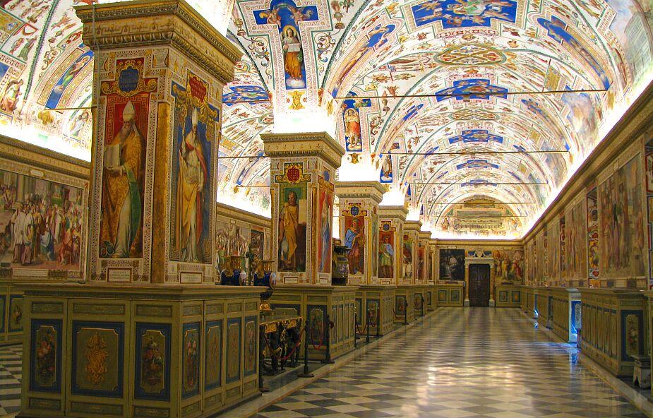 Biblioteka Watykańska uruchomiła nową stronę internetową
