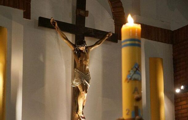 Symbolika ognia w Kościele. Używany jest w trzech ceremoniach