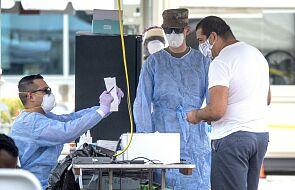 Szef WHO: w jednym państwie notuje się 2600 infekcji na godzinę. To najwięcej na całym świecie