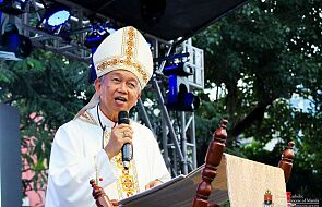 Filipiny: administrator apostolski Manili zakażony koronawirusem