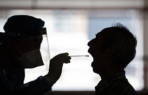 Władze Hongkongu: koronawirus wymyka się spod kontroli - 123 nowe infekcje