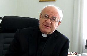 Abp Paglia skrytykował wycofanie się USA z WHO