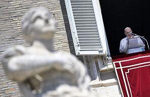 Papież odnotował z zadowoleniem rozejm w Donbasie