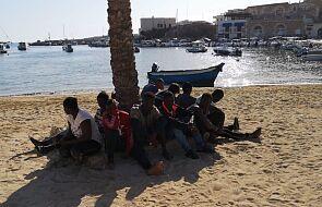 Włochy: nasila się kryzys migracyjny na Lampedusie