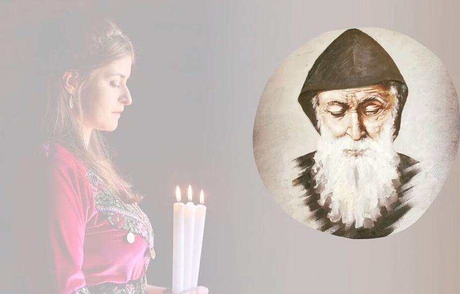 Posłuchaj poruszającej pieśni o św. Szarbelu