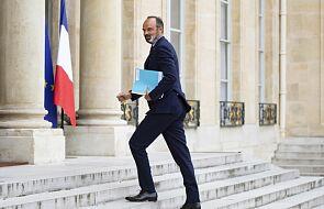 Francja: premier Edouard Philippe podał się do dymisji