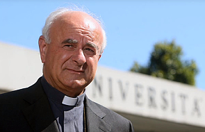 Abp Paglia: Katolicki polityk nie może promować aborcji