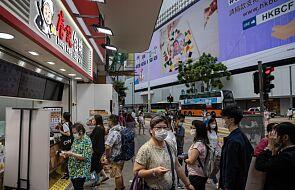 Władze Hongkongu wykluczyły z wyborów 12 kandydatów opozycji