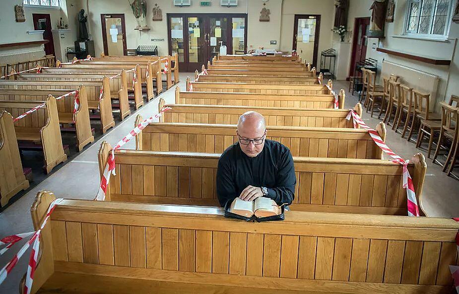 Kościół, który się nie wychyla, nie przetrwa