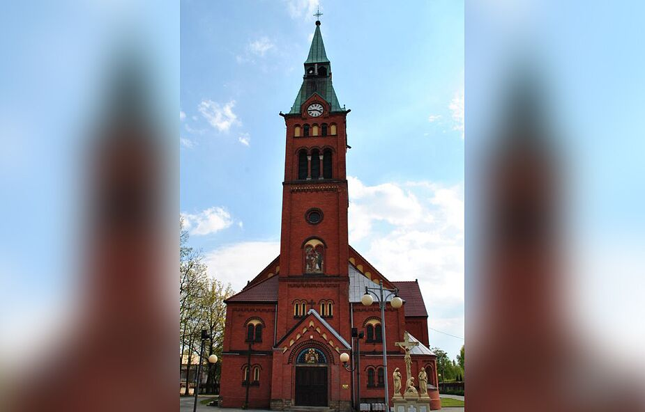 Kościół w Katowicach zamknięty z powodu koronawirusa