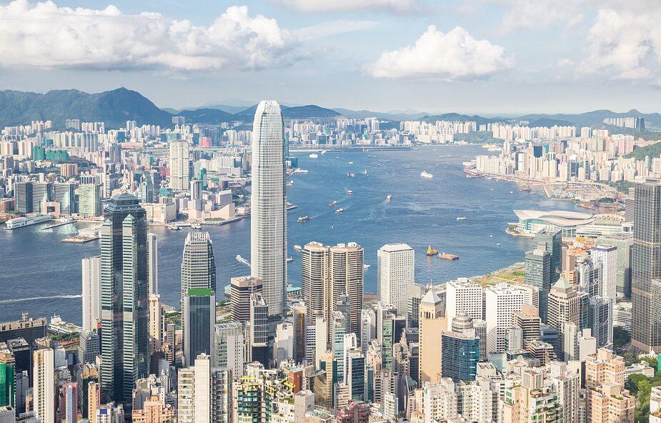 Chiny oskarżają Kanadę o mieszanie się w ich wewnętrzne sprawy po uwagach ws. Hongkongu