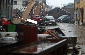 Japonia: ponad 34 ofiary śmiertelne powodzi, 14 zaginionych