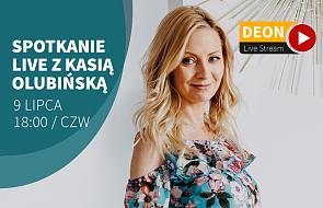 Zadaj pytanie Kasi Olubińskiej. Zapraszamy na specjalne spotkanie live dla naszych czytelników