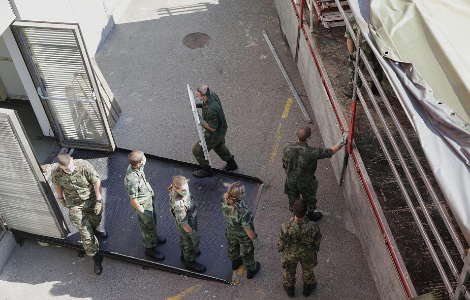 Serbia wprowadza ponownie godzinę policyjną, być może w całym kraju