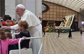 Watykan zamienił się w wielki plac zabaw. Papież zorganizował wakacje dzieciom