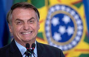 Brazylia: prezydent Bolsonaro zakaził się koronawirusem