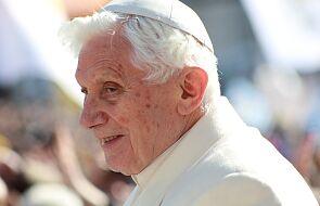 Benedykt XVI od dziś najstarszym papieżem w historii