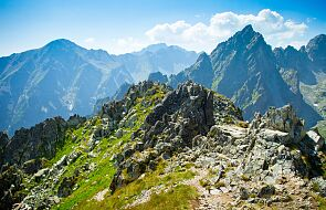 W Tatrach ochłodzenie, spadł śnieg