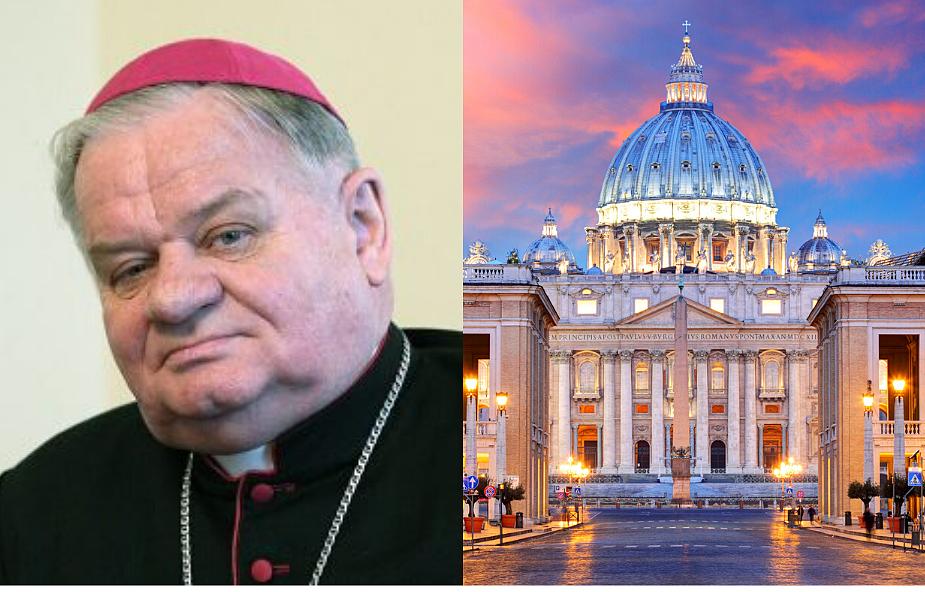 Watykan wszczyna postępowanie ws. kolejnego polskiego biskupa